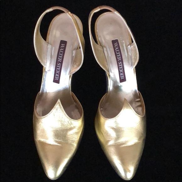 d8461ed942ebf Walter Steiger Vintage Shoes